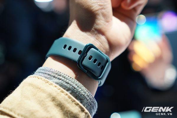 Cận cảnh Galaxy Watch Active: Chiếc smartwatch có thiết kế tinh tế nhất của Samsung - Ảnh 6.