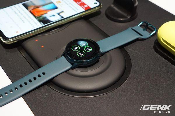 Cận cảnh Galaxy Watch Active: Chiếc smartwatch có thiết kế tinh tế nhất của Samsung - Ảnh 10.