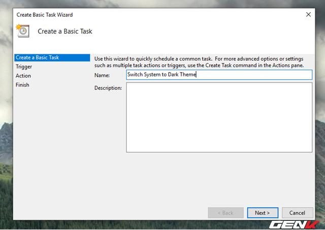 Cách thiết lập Windows 10 tự động chuyển sang giao diện nền tối mỗi khi chiều về - Ảnh 10.