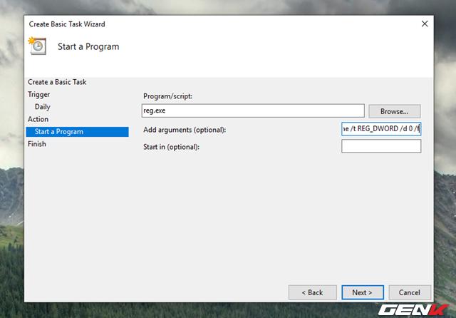 Cách thiết lập Windows 10 tự động chuyển sang giao diện nền tối mỗi khi chiều về - Ảnh 11.