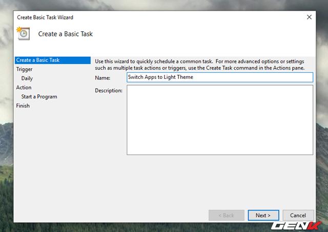 Cách thiết lập Windows 10 tự động chuyển sang giao diện nền tối mỗi khi chiều về - Ảnh 12.