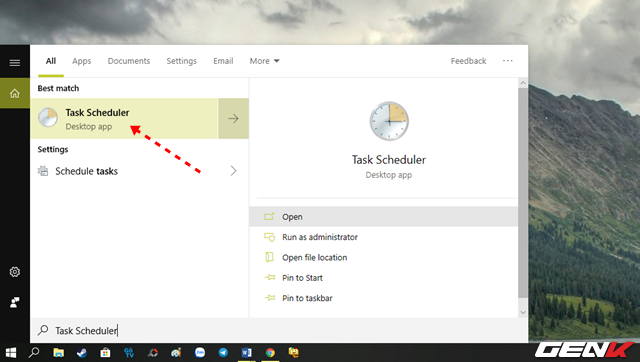 Cách thiết lập Windows 10 tự động chuyển sang giao diện nền tối mỗi khi chiều về - Ảnh 2.