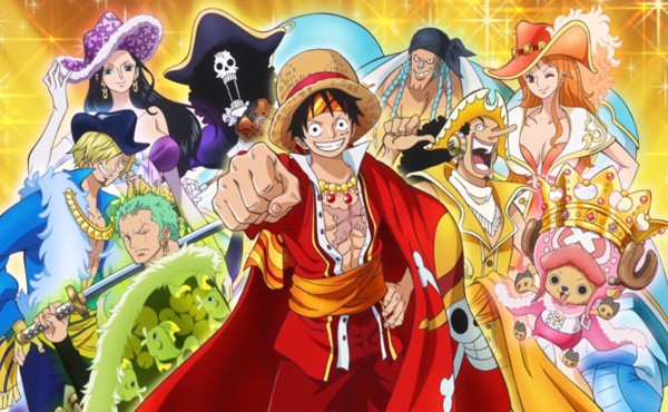 Movie One Piece Stampede: Hé lộ tạo hình chính thức các thành viên băng Mũ Rơm cùng kẻ thù sở hữu Haki Bá Vương cực bá đạo - Ảnh 1.