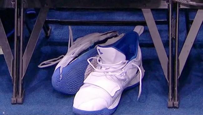 Nike đưa ra tuyên bố chính thức về việc nổ giày, làm chấn thương vận động viên - Ảnh 2.