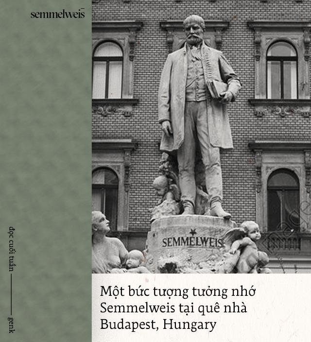 Đọc cuối tuần: Semmelweis và thời đại những bác sĩ mang bàn tay tử thần - Ảnh 19.
