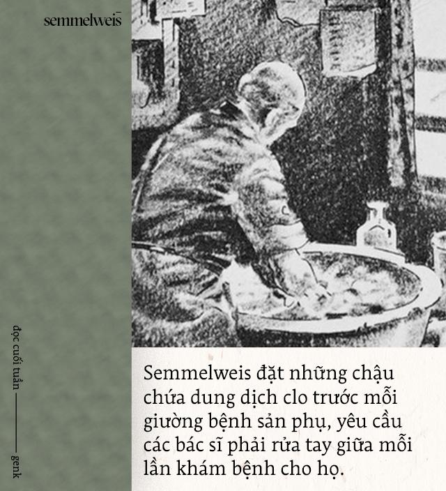 Đọc cuối tuần: Semmelweis và thời đại những bác sĩ mang bàn tay tử thần - Ảnh 7.
