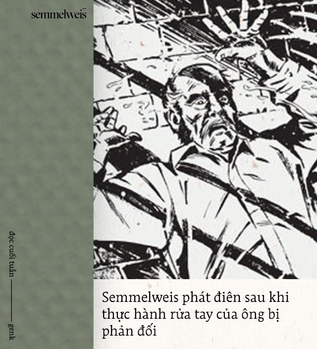 Đọc cuối tuần: Semmelweis và thời đại những bác sĩ mang bàn tay tử thần - Ảnh 13.