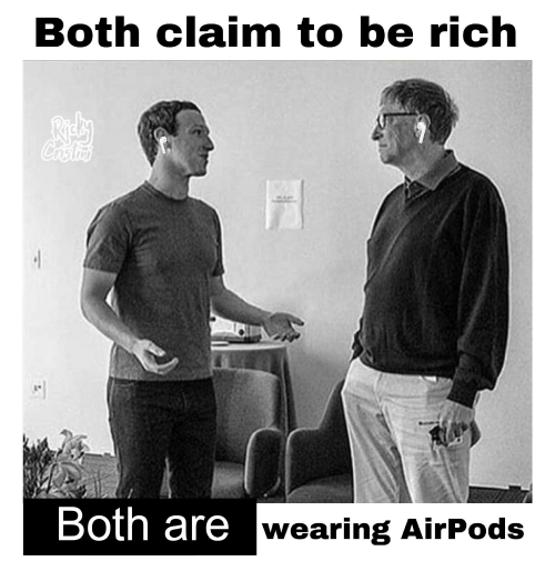 Lý giải hiện tượng Apple AirPods: Từ một sản phẩm bị chế giễu giờ lại thành biểu tượng của giới thượng lưu - Ảnh 8.
