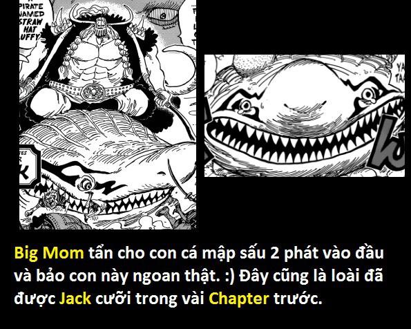 One Piece 934: Chopper thao túng Big Mom tới Udon cứu Luffy - Hé lộ nhân vật Yakuza bí ẩn đứng đầu Wano ngày trước - Ảnh 7.
