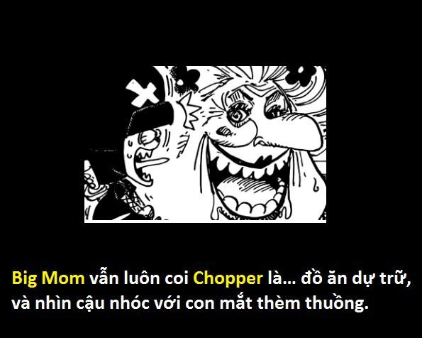 One Piece 934: Chopper thao túng Big Mom tới Udon cứu Luffy - Hé lộ nhân vật Yakuza bí ẩn đứng đầu Wano ngày trước - Ảnh 9.