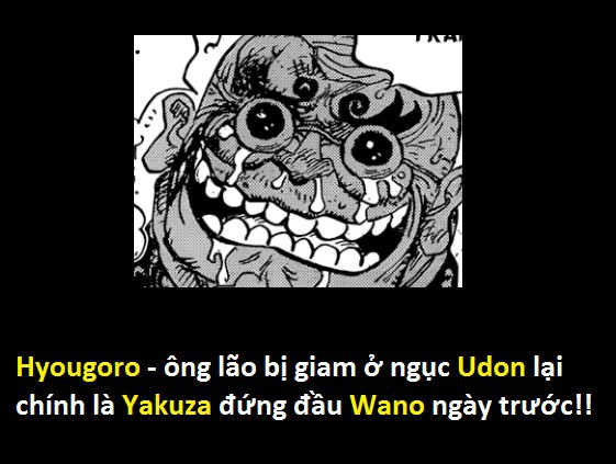 One Piece 934: Chopper thao túng Big Mom tới Udon cứu Luffy - Hé lộ nhân vật Yakuza bí ẩn đứng đầu Wano ngày trước - Ảnh 13.