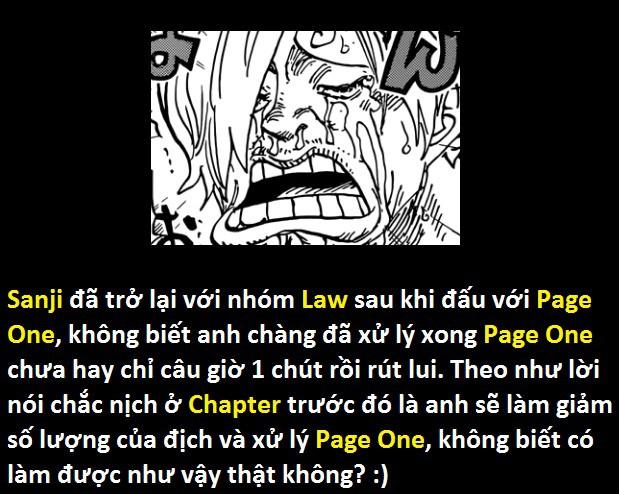 One Piece 934: Chopper thao túng Big Mom tới Udon cứu Luffy - Hé lộ nhân vật Yakuza bí ẩn đứng đầu Wano ngày trước - Ảnh 16.