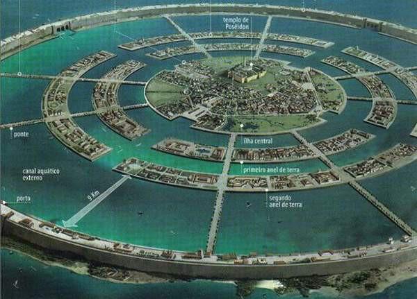 Thành phố biến mất và 10 truyền thuyết ly kì xung quanh Atlantis huyền thoại - Ảnh 1.