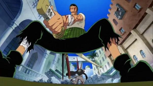 One Piece: Thánh Oda đã từng dự báo về cuộc chiến giữa kiếm sĩ Zoro với người tàng hình Shiliew, ai sẽ là người chiến thắng? - Ảnh 1.