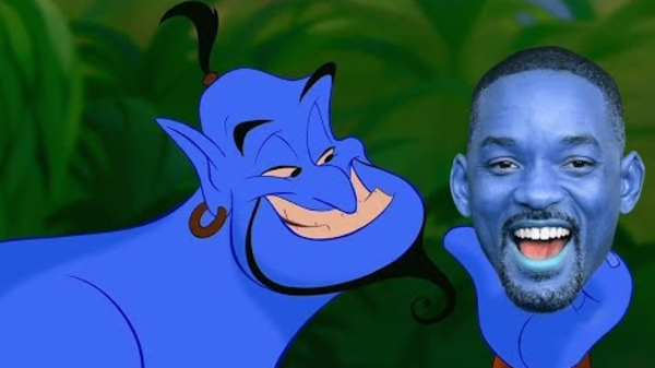Xấu ma chê quỷ hờn nhưng Disney vẫn tự tin về Thần Đèn Will Smith xanh lét của mình - Ảnh 2.