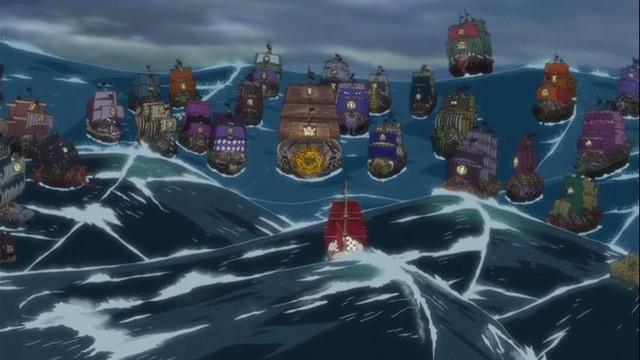 One Piece: Lý do khiến Monkey D Dragon xuất hiện lúc Gol D Roger bị xử tử, âm mưu thật sự của ông là gì? - Ảnh 9.