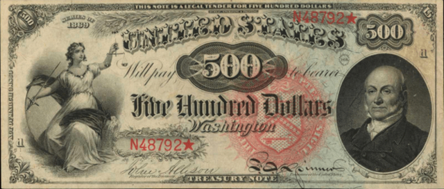 Tờ tiền mệnh giá 1.000 USD có thể được bán giá triệu đô - Ảnh 2.