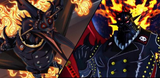 One Piece: Ngọn lửa hủy diệt cổ đại của King với lửa tái sinh thần thoại của Marco, ai mạnh mẽ hơn? - Ảnh 1.