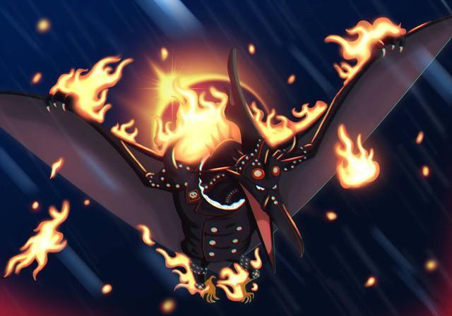 One Piece: Ngọn lửa hủy diệt cổ đại của King với lửa tái sinh thần thoại của Marco, ai mạnh mẽ hơn? - Ảnh 3.