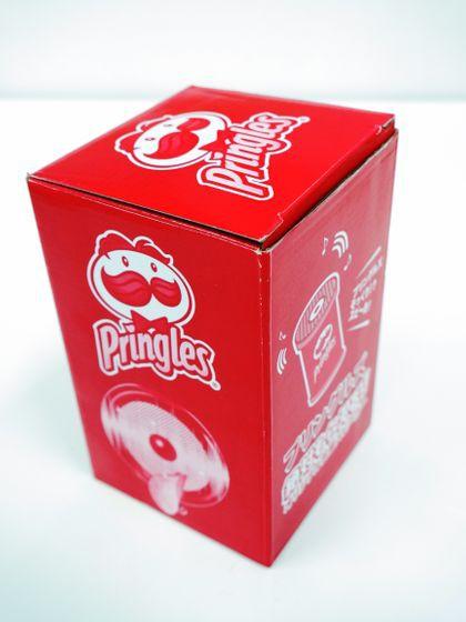 Trên tay loa bluetooth trong hộp khoai tây Pringles: Chỉ được cái đáng yêu, chớ mong đợi gì nhiều - Ảnh 2.