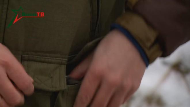 [Vietsub] Đôi nét về súng ngắn mỏng nhất thế giới của đặc nhiệm Belarus - Ảnh 8.