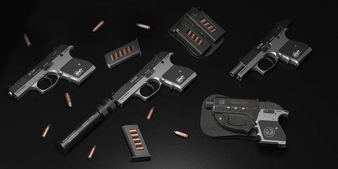 [Vietsub] Đôi nét về súng ngắn mỏng nhất thế giới của đặc nhiệm Belarus - Ảnh 10.