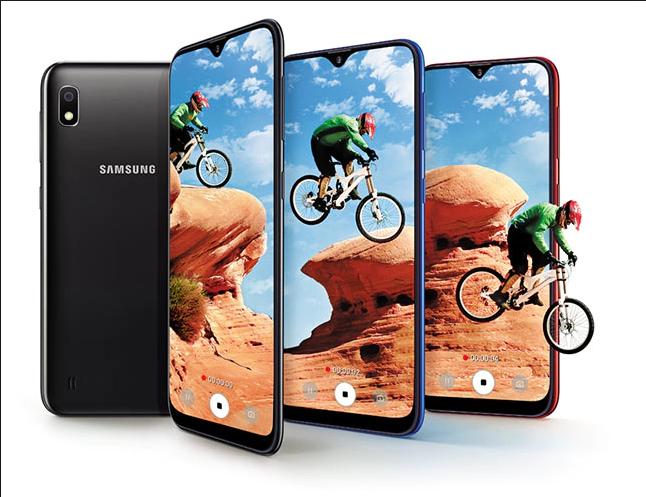 Samsung ra mắt em út dòng A với Galaxy A10: Chip Exynos 7884, 2GB RAM và màn 6,2 inch HD+, giá 2,7 triệu đồng - Ảnh 2.