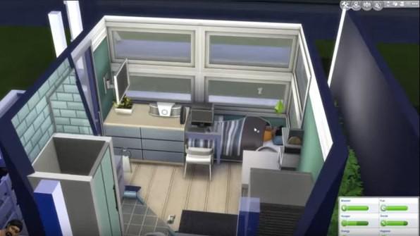 Câu chuyện của những KTS thiết kế nhà ảo, kiếm tiền thật từ game The Sims - Ảnh 4.