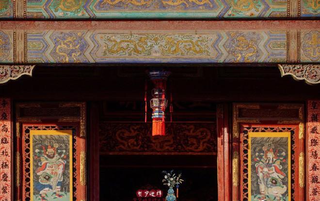 Phong tục đón Tết Nguyên Đán bên trong Tử Cấm Thành của các vị vua nhà Thanh - Ảnh 1.