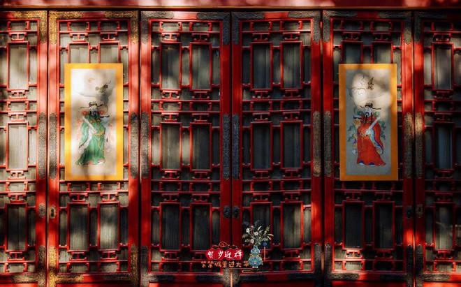 Phong tục đón Tết Nguyên Đán bên trong Tử Cấm Thành của các vị vua nhà Thanh - Ảnh 4.