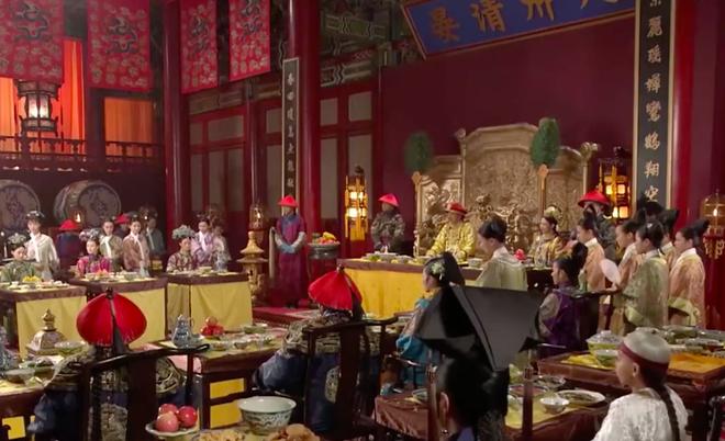 Phong tục đón Tết Nguyên Đán bên trong Tử Cấm Thành của các vị vua nhà Thanh - Ảnh 9.