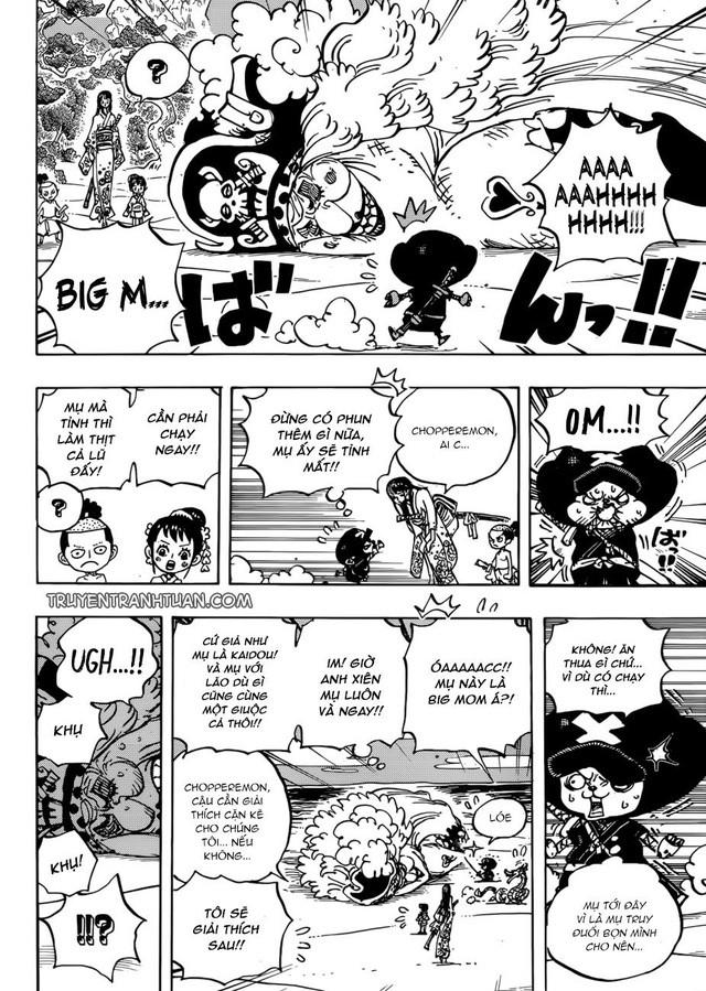 One Piece: Charlotte Katakuri sẽ thay Big Mom làm thuyền trưởng... và kết đồng minh với Vua hải tặc tương lai Luffy? - Ảnh 1.