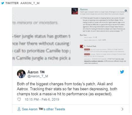 """LMHT: Aatrox và Akali trở nên siêu """"phế"""" sau khi phiên bản 9.3 được cập nhật - Ảnh 1."""