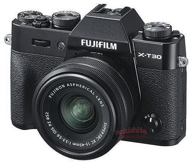 Lộ ảnh Fujifilm X-T30: thân máy gần như không đổi so với đời trước, xuất hiện thêm cần joystick để thao tác tốt hơn - Ảnh 1.