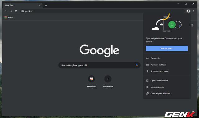 Đây là cách để trải nghiệm chế độ Dark Mode sắp ra mắt của Google Chrome - Ảnh 11.