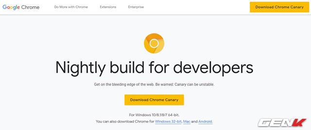 Đây là cách để trải nghiệm chế độ Dark Mode sắp ra mắt của Google Chrome - Ảnh 2.