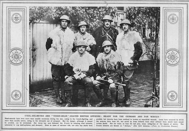 Mũ bảo hiểm của người lính xuyên suốt hai cuộc chiến tranh thế giới khác nhau như thế nào? - Ảnh 6.