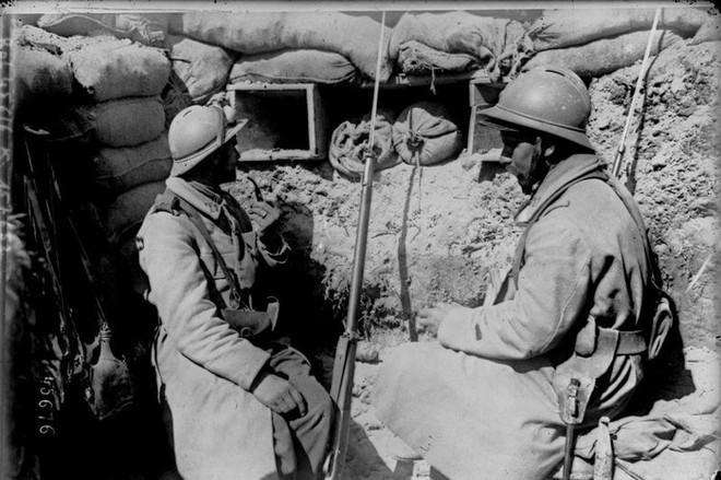 Mũ bảo hiểm của người lính xuyên suốt hai cuộc chiến tranh thế giới khác nhau như thế nào? - Ảnh 5.