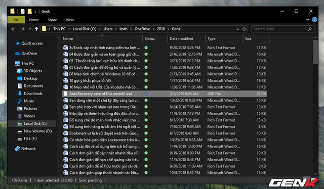 Cách kích hoạt tính năng Folder Protection trong OneDrive của Windows 10 - Ảnh 1.
