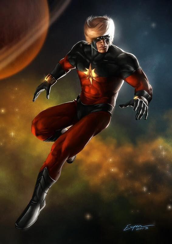 Captain Marvel không phải lúc nào cũng là phụ nữ và vài điều bạn chưa biết về nữ siêu anh hùng này - Ảnh 1.