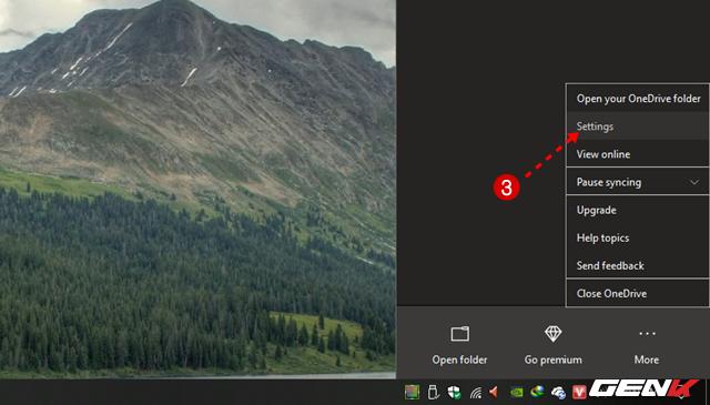 Cách kích hoạt tính năng Folder Protection trong OneDrive của Windows 10 - Ảnh 3.
