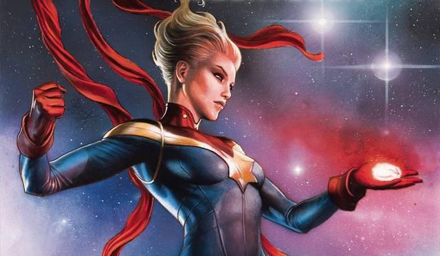 Captain Marvel không phải lúc nào cũng là phụ nữ và vài điều bạn chưa biết về nữ siêu anh hùng này - Ảnh 2.