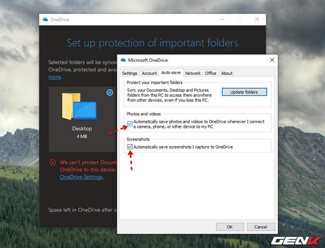 Cách kích hoạt tính năng Folder Protection trong OneDrive của Windows 10 - Ảnh 6.