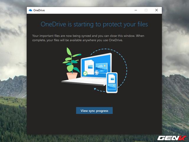 Cách kích hoạt tính năng Folder Protection trong OneDrive của Windows 10 - Ảnh 8.