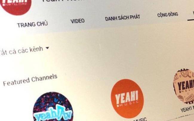 Từ vụ Yeah1 bốc hơi nghìn tỷ: Rủi ro từ kiếm tiền Youtube - Ảnh 1.