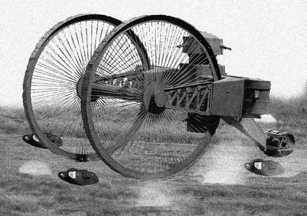 [Vietsub] Tìm hiểu về chiếc xe tăng Sa Hoàng độc nhất vô nhị trong thế chiến I: cao 9 m, nặng 40 tấn nhưng chỉ là món đồ chơi phóng to - Ảnh 21.