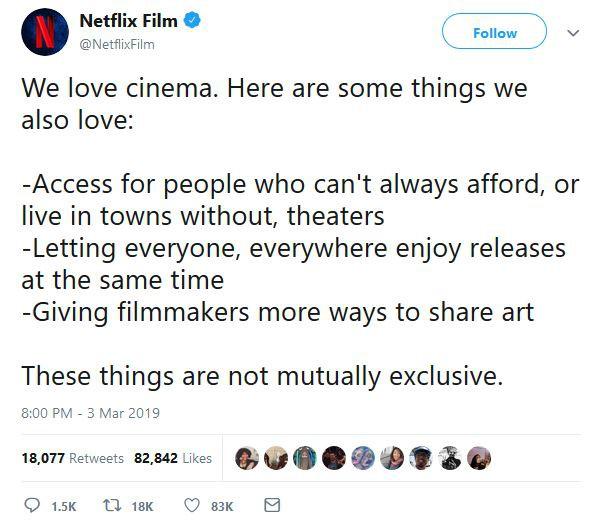 Netflix và đạo diễn lừng danh Steven Spielberg tranh cãi gay gắt về Oscar, đây là những gì bạn cần biết - Ảnh 2.
