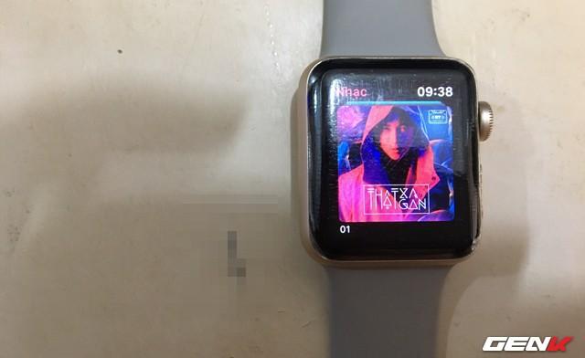 Cách sử dụng Apple Watch làm iPod nghe nhạc mà không cần đến iPhone - Ảnh 7.