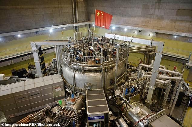 Trung Quốc sẽ hoàn thành mặt trời nhân tạo thứ 2 trong năm nay nhằm tìm kiếm nguồn năng lượng xanh vô hạn - Ảnh 1.