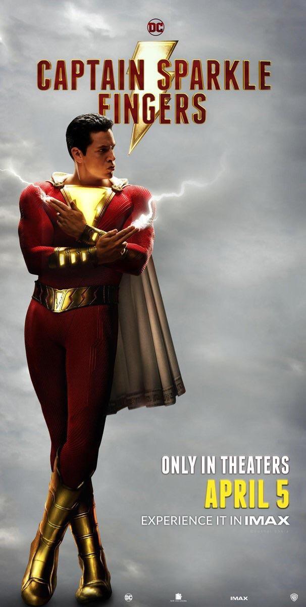 Ít người biết, Shazam! đã đá đểu Captain Marvel trong Trailer mới nhất - Ảnh 1.